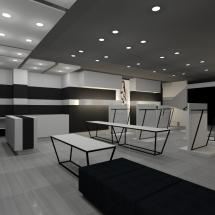Zalora Mitsui Popup Store Design