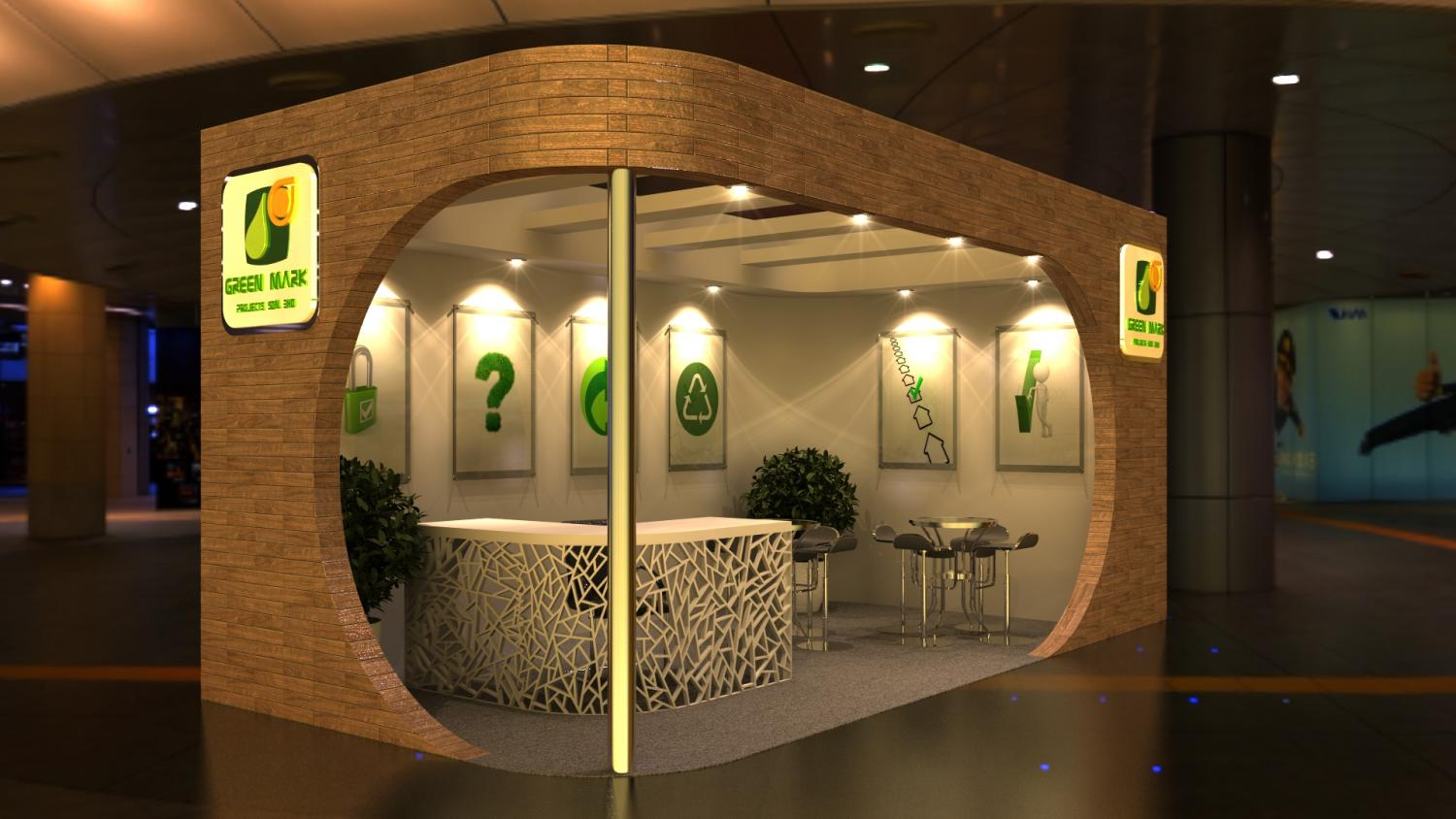 Wooden Exhibition Booth : Exhibition booth rental in malaysia backdrop display